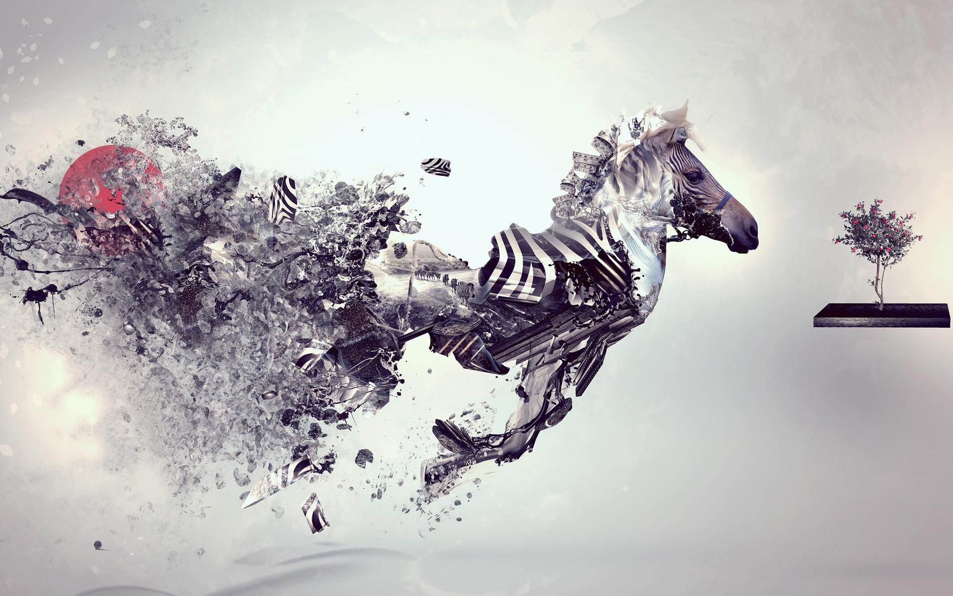 Creative_Wallpaper_Creative_zebra_028239_